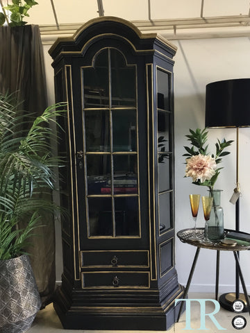 Commissioned display cabinet
