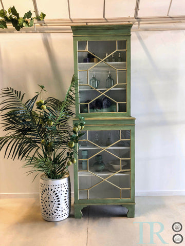 Willow- character display cabinet