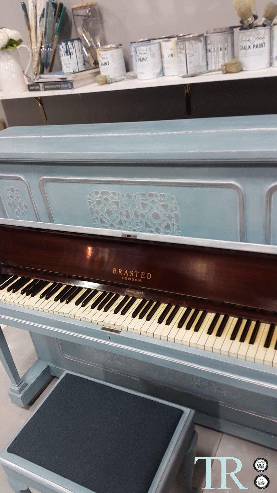 Commissioned Piano