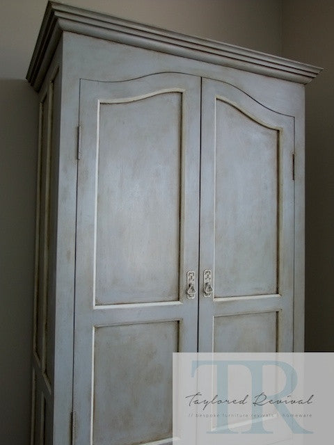 Commissioned Armoire ( onsite)