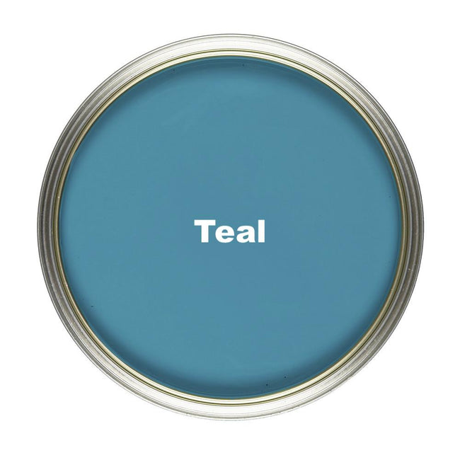 "Teal - ""No Seal"" Chalk Paint"