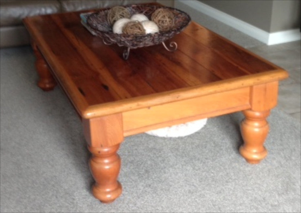 Commissioned coffee table
