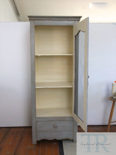 Commissioned French Style Pantry