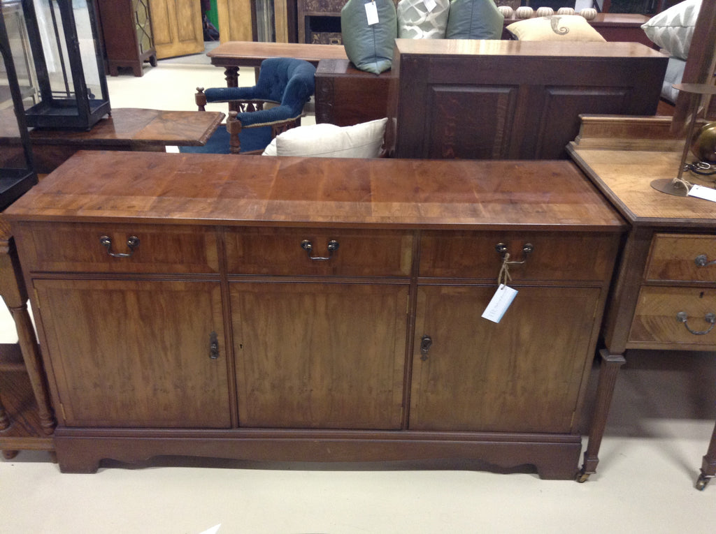 TR-123 Sideboard Walnut Reproduction 1980-1990s