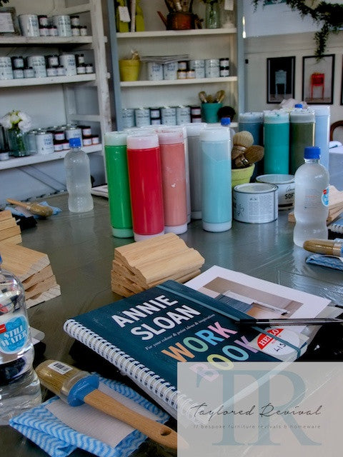 Chalk Paint™ 101 - Wednesday 27th January 2016 at 9:30am