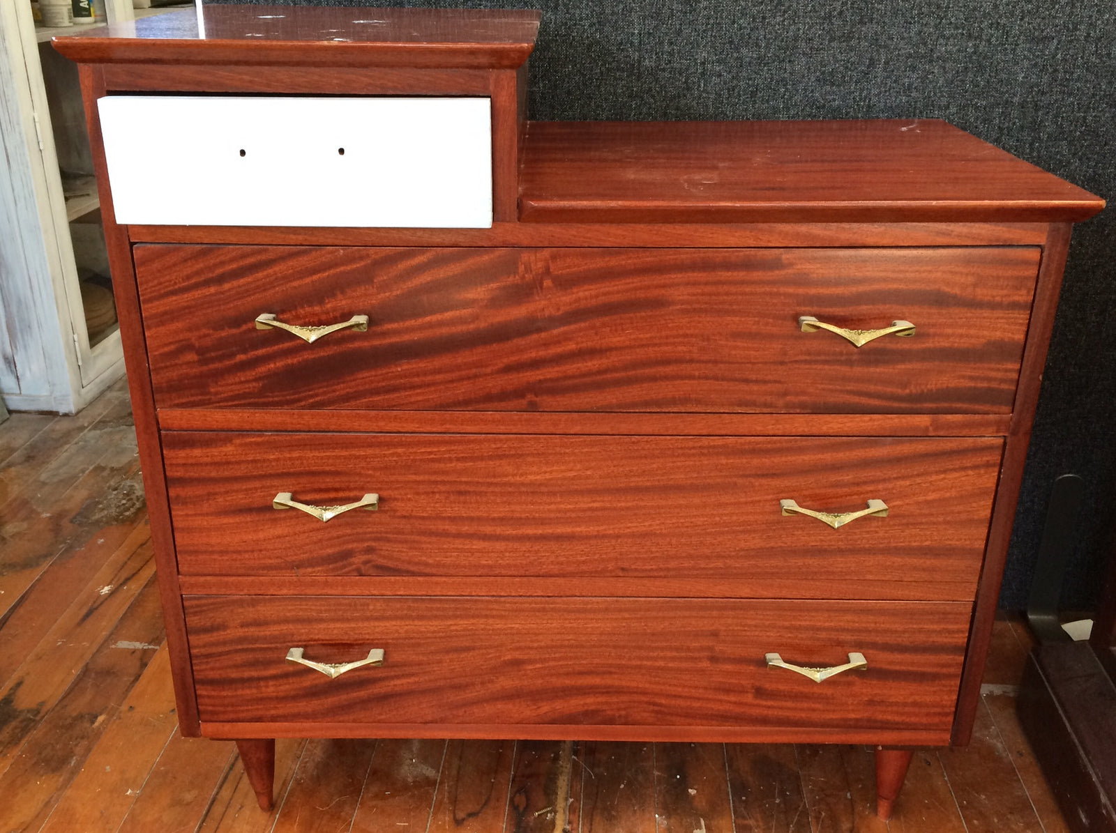 Commissioned nursery drawers