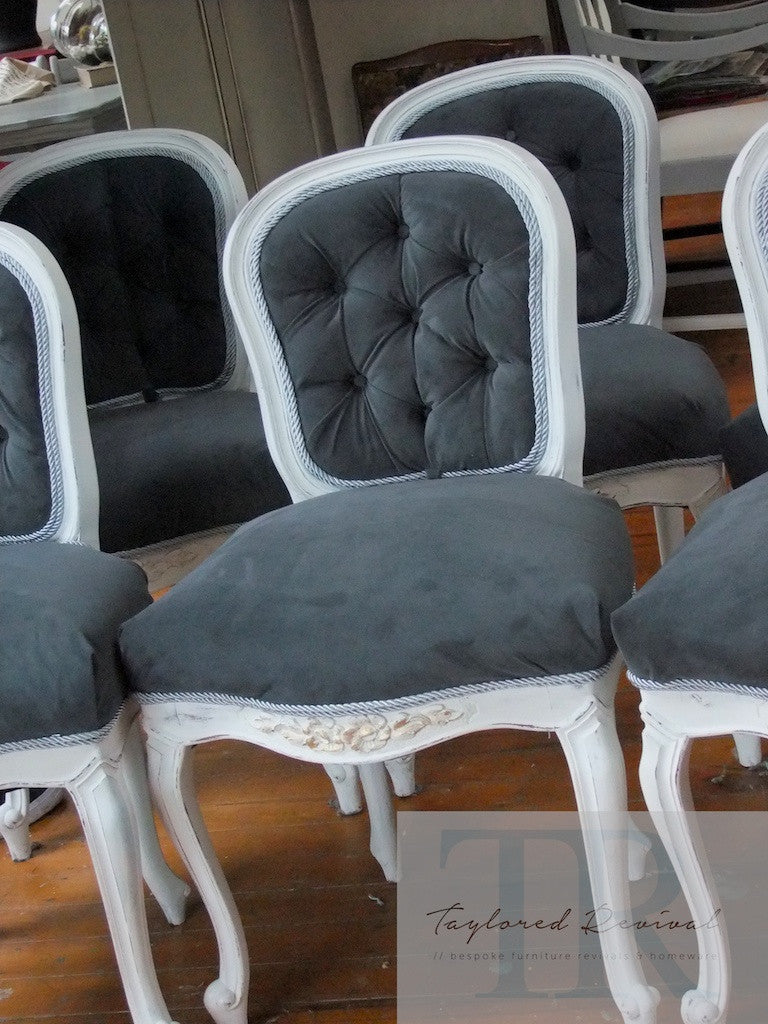 Commissioned French Style Dining Chairs