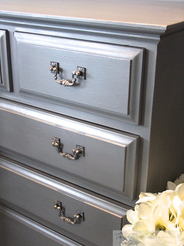 Commissioned Silver Dressers