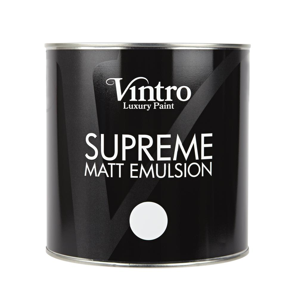 Cloudburst - Supreme Matt Emulsion