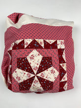 Load image into Gallery viewer, compass rose pet quilt jacket