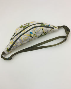 small reversible quilt bucket hat