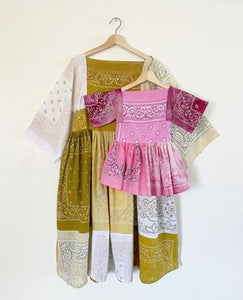 child bandana dress