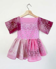 Load image into Gallery viewer, child bandana dress