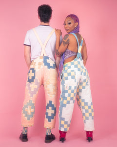 supply quilt overalls
