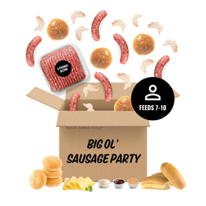 Big Ol' Sausage Party Box