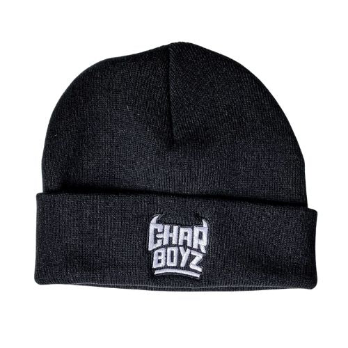 CHARBOYZ Black Toque