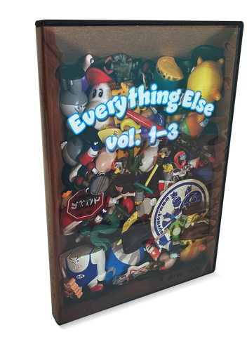 Everything Else DVDs Volumes 1 thru 3 - Three Disc Set