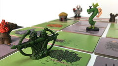 More copies arriving in OCTOBER 2020-Trogdor!! The Board Game - Retail Edition