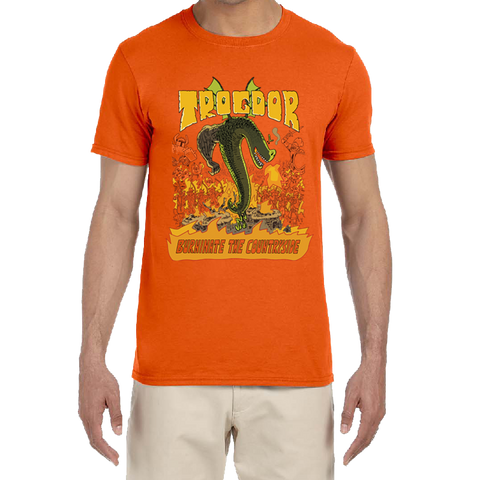 Trogdor Burninate the Countryside Shirt