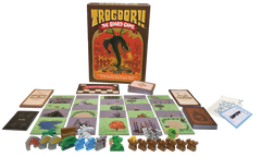 Trogdor!! The Board Game - Basic Version (Wingaling)
