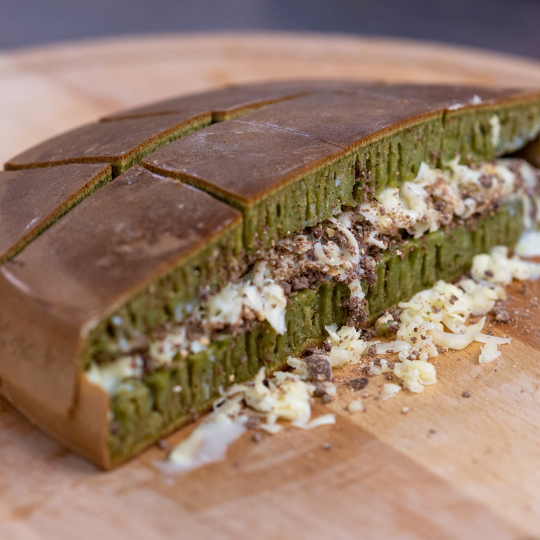 Matcha Cheese Toblerone