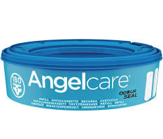 Angelcare Nappy disposal Bin single cartridge