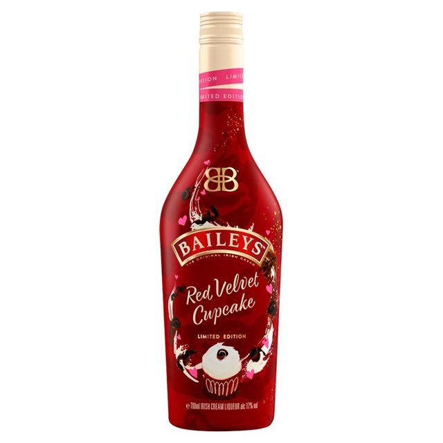 Baileys Limited Edition Red Velvet Cupcake