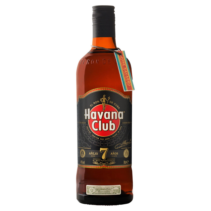 Havana Club Añejo 7 Year Rum
