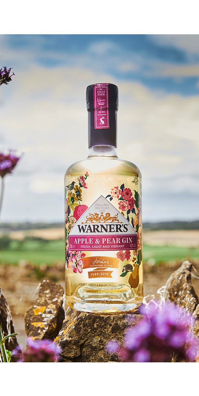 Warner's Joules Apple & Pear Gin