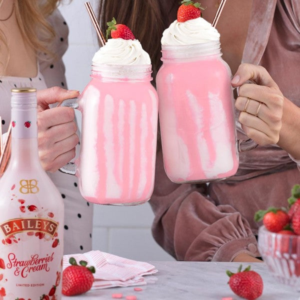 Baileys Limited Edition Strawberries & Cream