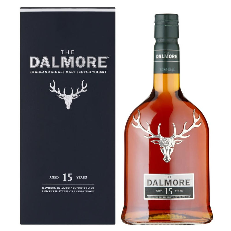 Dalmore 15 Year Whisky