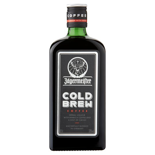 Jägermeister Cold Brew Coffee Liqueur