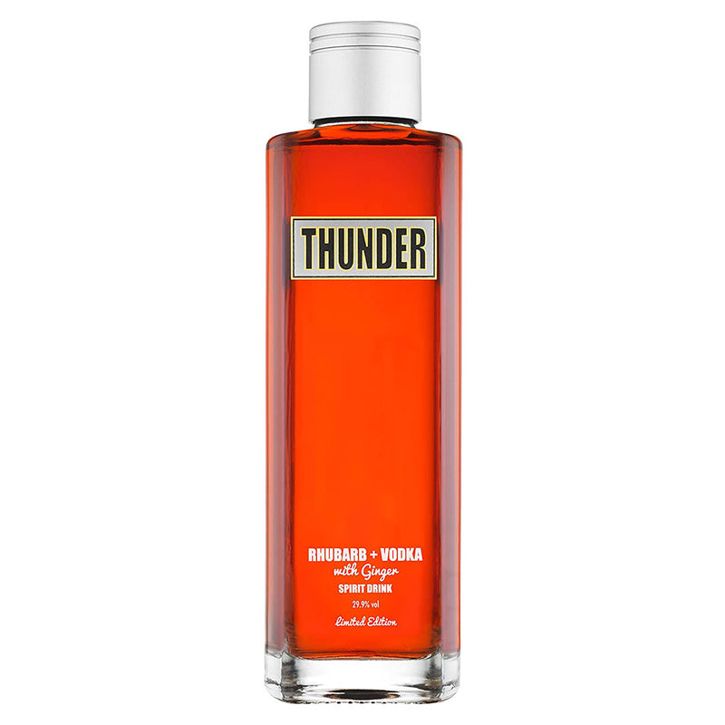 Thunder Rhubarb With Ginger Vodka