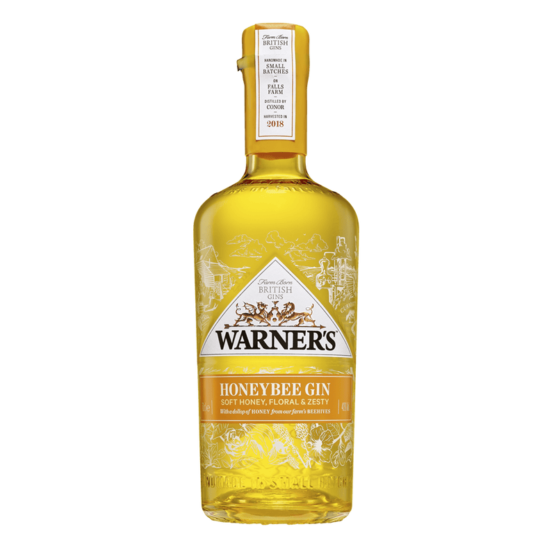 Warner's Honeybee Gin