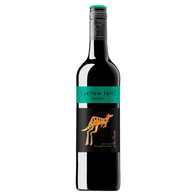 Yellow Tail Malbec Wine