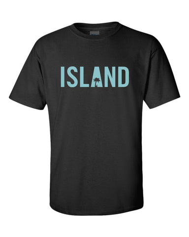 Ansel Elgort - Island T-Shirt + Autographed Postcard