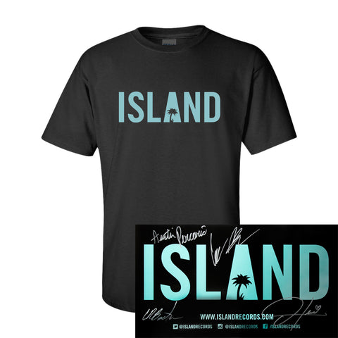 Citizen Four - Island T-Shirt + Autographed Poster