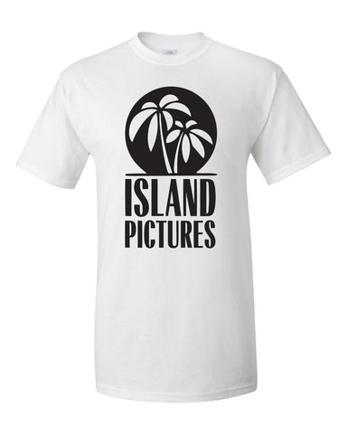 Island Pictures Logo T-Shirt