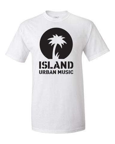 Island Urban Music Logo T-Shirt