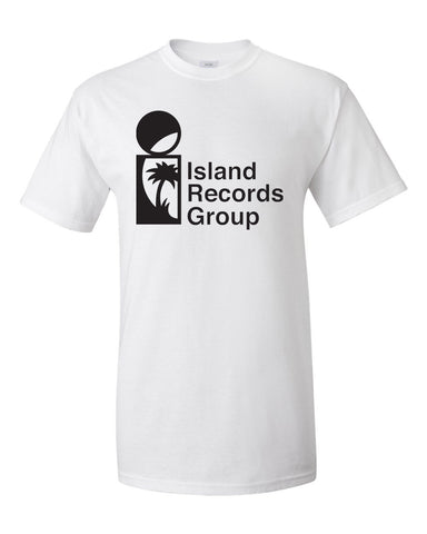 Island Records Group Logo T-Shirt