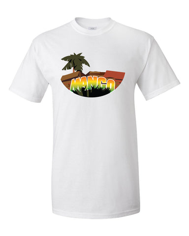 Mango Palm Tree Logo T-Shirt