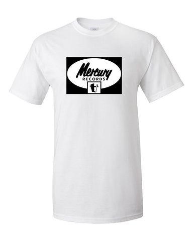 Mercury Block Logo T-Shirt
