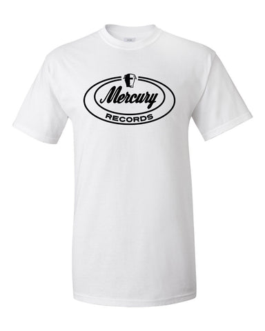 Mercury Records Logo T-Shirt