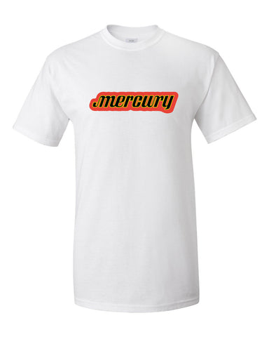 Mercury Red Logo T-Shirt