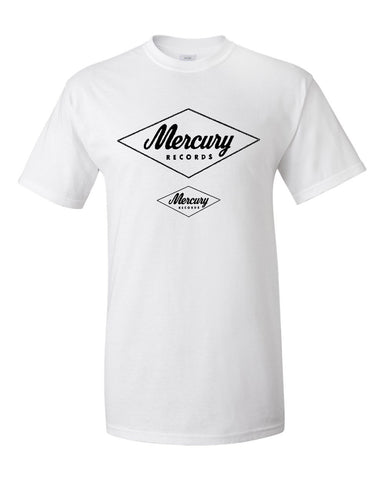 Mercury Diamond Logos T-Shirt