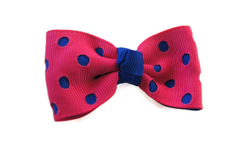 Grosgrain Ribbon Hair Bow