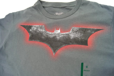 Batman Symbol The Dark Knight Rises Logo T Shirt