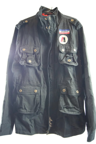 Antik Denim Military Jacket