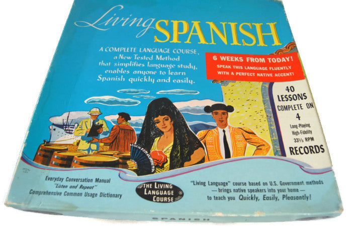 Living Spanish, A Complete Language Course