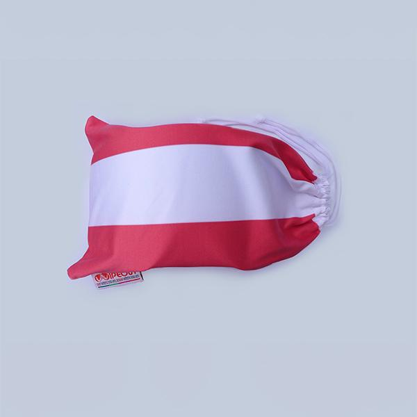 Goggle Bags with National Flags